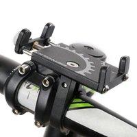 Porte-téléphone portable supports porte-vélos Navigation Alliage d'aluminium support de support de support de support pour véhicules électriques batterie moto