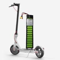 Lithiumbatterien Pack 36V 7.8AH 6AH 18650 Zellen 10S3P mit BMS für elektrische Rollerbatterie