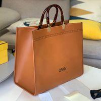 totes luxurys 디자이너 핸드백 쇼핑 가방 가죽 문자 장식 어깨 가방 대용량 메신저 자루 클래식 스타일 유형