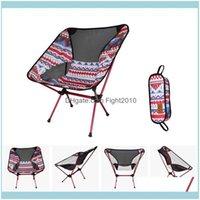 Muebles y deportes Venta al aire libre Silla de camping plegable Durable Portátil Portátil Compacto Viaje al aire libre Playa Picnic Pista de senderismo para BBQ
