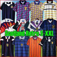 Scotland Retro Top Jerseys 1978 1988 89 91 1992 93 94 98 98 2000 Kit de futebol vintage camisa do norte da Irlanda 1990 kits 88 90 92 Irlanda uniformes clássicos tops