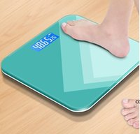 Digital Body Body Bilancia Bagno Bilancia Misura Misura Elettronica Articolo rotondo Design Elevato Precisione Misurazioni Body Composizione DHA6236