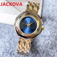 Famous classic designer Quartz Customizable Watches 31mm Stainless Steel Women Lady Watch