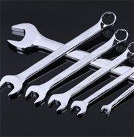 Elastyczne klucze akcji grzechotki Double Head Spanner Open End Klucze Klucze Narzędzia Multi Specyfikacja 492 V2