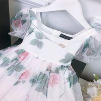 Girl Dress 2021 Newset Bambini Abiti per bambini Abiti da compleanno Abito da compleanno Bambino Summer Vestiti Bambini Ragazza Vestiti 775 Y2