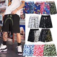 Europa e Stati Uniti Bambini di cotone di moda Ragazzi Hip Hop Sports Youth 5 Tempo libero Pantaloni da spiaggia