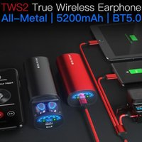JAKCOM TWS2 진정한 무선 이어폰 전원 은행 Powre Bank 배터리 충전기 케이스 BlackWeb 용 휴대 전화 전원 은행의 신제품