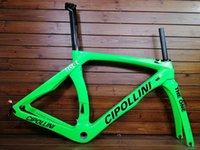 Bike-Rahmen (kostenlose benutzerdefinierte Steuer verfügbar) T1000 1K RB1K Die ein Carbon-Rennrad-Fahrradrahmen-Sattelstütze 20Colors Mechanical / di2 BSA BB30