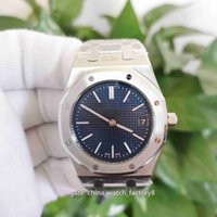 ZF Factory Perfect версия часы 39 мм х 8,5 мм Jumbo Extra-Thin 15202 15202IP.OO.1240IP.01 CAL.2121 Движение автоматические мужские часы мужские наручные часы