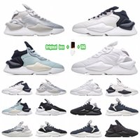[Con scatola] Yohji Yamamoto Y-3 Kaiwa Knit Y3 Chunky Sneakers HJ Kaiwa series retro all-match lightweight casual sports dad running shoes thick suede upper