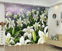 ستارة الستائر بابون العطور زنبق 3D الطباعة الرقمية DIY مشهد PO متقدم مخصص