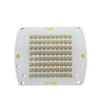 80LEDS Full Spectrum Plant Grow Led Emitter Lamp Light 380NM - 840NM For DIY Spotlight Lighting Downlights