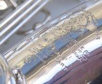 Mark VI Model Eb Tune 1958 Copy Eb Alto Saxophone Silver Plated E Flat Sax With Case Mouthpiece Reeds Straps Professional