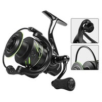All Metal Fishing Reel 5. 0: 1 Max Drag 10Kg Series Spinning F...