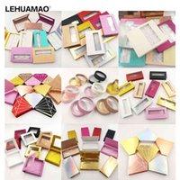 Lashes Lehuamao Cils 3D Mink Eyelashes Les emballages client peuvent faire tout votre besoin de nous contacter pour confirmer le prix personnalisé