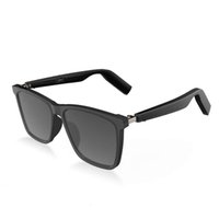 Fashion Music Tws Headphone Sun Glass Custom BT Earphone Eyewear Acetate Audio Smart Bluetooth Sunglass with Speaker