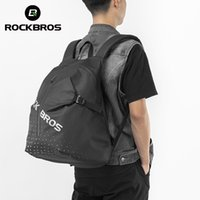 ROCKBROS Cycling Bag Hiking Camping Hydration Backpack 50L Outdoor Breathable Reflective Riding Pack Knapsack Bike Equipment