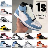 2021 1 1s баскетбольной обуви с брелок Мужчины Женщины среднего Light Smoke Серый Чикаго Toe твист кроссовки середине SE США многоцветной Тренеров