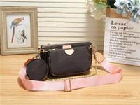 مصمم حقيبة crossbody multi pochette accessoires العلامة التجارية الجديدة الأزياء الساخنة ثلاثة في واحدة حقائب اليد الفاخرة المحافظ حقيبة كوين محفظة