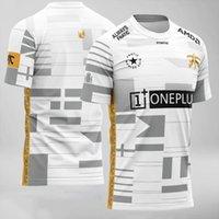 E Sports Team Fnatic Mens T Shirt Game Lol Csgo Dota2 Professional Player 3d Print Summer Men Women Fashion Breathable
