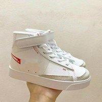 01 Çocuk Blazers Spor Ayakkabı 77 Vintage İyi Bir Oyun Erkek Kız Çocuklar Çocuklar SB Kesim Susam Mistik Donanma Hiper Pembe Yanardöner Sneaker