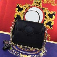 Bolsas de lona de designer Branded Crossbody Mini Luxurys Bolsas Bolsa Selling Direct! De alta qualidade feminina s moda 3d padrão cadeia de couro DET