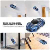 Eachine Cars Remote Control RC Racing Car Anti Ceiling Rotating Stunt Electric Toys Electric Toys Machine Auto Gift for Children Q0726