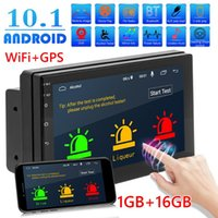 Video de coches Android 10.1 Player multimedia 9210S 9210SE STEREO 2 DIN GPS WIFI Bluetooth FM Radio Receptor Doble unidad de cabeza