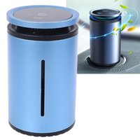 Car Air Freshener Diffuser Auto Perfume Odor Remover Ions Formaldehyde Cleaner Flavoring Interior Vehicle