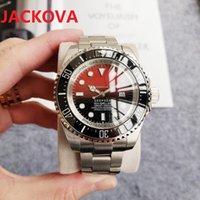 Top Mens Dark Blue Automatic Mechanical Watches 44mm 904L Stainless Steel Wristwatch Waterproof Big Designer Wristwatches Montre de luxe
