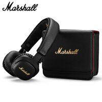 Marshall Mid Anc Активные шумоподавления наушники на ухо беспроводные Bluetooth наушники глубокие басы складные спортивные игровые гарнитура