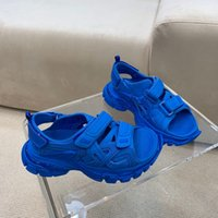 balenciaga balanciaga balenciga slide Slippers Sandals track 2 runners shoes men women track2 pink black sport casual des femmes des hommes shoes trainers sneakers size 36-45