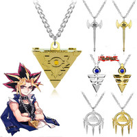 Anime Yu-gi-oh Millennium Puzzle 3d Yugioh Hanger Long Chain Cosplay Jewelry Necklace