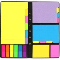 6pieces / lot lolled لوليدي مضان ذاتية اللصق مذكرة الوسادة مثبت ملاحظات المرجعية ماركر مذكرة ملصقا ورقة طالب اللوازم المكتبية