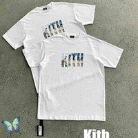 Кит-футболка Paris Limited Notre Dame de Высокое Качество Мужчины Женщины Футболка