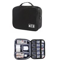 Storage Bags TUUTH Cable Bag Pouch Case Gadget Organizer For USB Charger Power Bank Kit Travel Digital Electronic Accessories