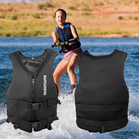 Life Vest & Buoy Adults Kids Jackets Watersport Kayak Ski Buoyancy Aid Sailing Boating Water Safety Products