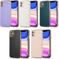 TPU Soft Phone Case für iPhone 12 11 PRO MAX MINI X XR XS 7 8 PLUS SE 2020 TPU Silikonabdeckung
