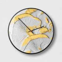 Настенные часы Винтажные круглые часы Современный Plasitc кварцевый Horloge Ретро Wathces Relogio de Parede Fashion O125