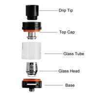 TFV8 Big Baby Tank 5.0ml cigarette coils Top Refill Atomizer use V8 Core ecigarette Vaper