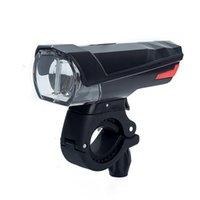 Bike Light USB ricaricabile Bicycle anteriore 420 lumen Lampada impermeabile MTB Strada Cycling Gewerlight FilmLigh LED FL2491 Lights