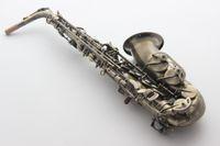 Professional France Selma R54 E-flat Alto Saxophone retrò E (b) Sax Riferimento 54 Reissue Relic Looking Saxofón con sacchetto di stoffa