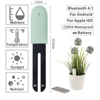 Smart Home Control International Version الأصلي زهرة مراقبة النباتات تستر ضوء المياه التربة اختبار حديقة النباتات