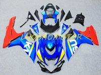 Suzuki Sky Blue Red * IP GSXR 600 750 11 12 13 14 15 GSXR600 GSXR750 Bodywork 2011 2012 2013 2014 2015 2016 2017 2018 2019 페어링 키트