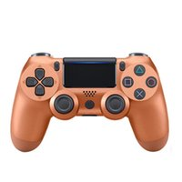 PS4 Беспроводной Bluetooth Controller Commande Bluetooth Vibration Joystick GamePad Игра PS3 Play Station с Retail Package Box 12 Цветов В наличии