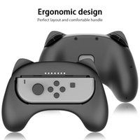 Controller di gioco Joysticks 4-in-1 Maniglia per la maniglia di sterzo per switch -Con Controller Gamepad Hold Grip Accessori