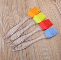 32 Silicone Bread Basting Brush BBQ Baking DIY Kitchen Cooking Tools Magic Cleaning Brushes Silicone Cleaner Wash Brushes GWA8461