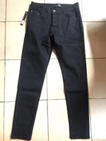 Luxurts Mens Designer Jeans Full Blackleopard Lavato Vintage Lussurys Style Hole Fashion Slim Moto Motorcycle Biker Causal Hip Hop Pants