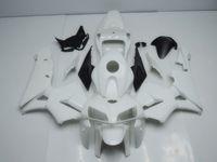 4 Free Gifts Injection molding New ABS fairings set Fit for HONDA CBR600RR F5 2005 2006 CBR 600 RR 05 06 custom fairing kit White High quality