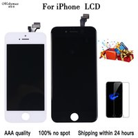For iPhone 5S 5 LCD Display Touch Screen For iPhone 5S Screen Digitizer Replacement for iPhone 6 Display